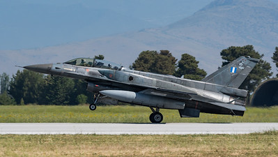Hellenic Air Force 337 Mira / Lockheed Martin F-16D-52 Fighting Falcon / 619