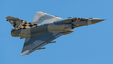 Hellenic Air Force 332 Mira / Dassault Mirage 2000-5 C / 239 / 25th Anniversary Livery