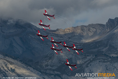 Swiss Air Force / Pilatus PC-7 / PC-7 Team Livery