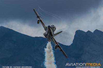 ItAF 313 Gruppo PAN / Aermacchi MB-339 PAN / Frecce Tricolori