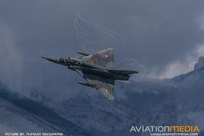 Private / Dassault Mirage III DS / J-2012 HB-RDF