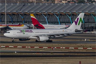 Wamos / Airbus A330-243 / EC-MNY