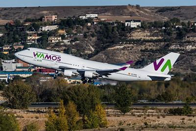 Wamos / Boeing B747-412 / EC-KQC