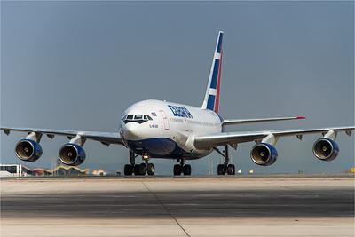 Cubana / Ilyushin Il-96-300 / CU-T1251