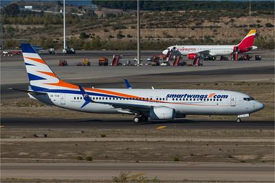 SmartWings / Boeing B737-86N / OK-TVR