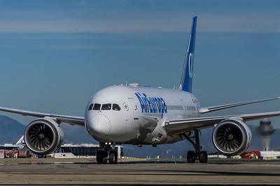 Air Europa / Boeing B787-8 / EC-MIG