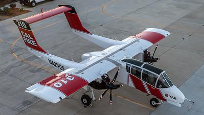CAL Fire / North American OV-10A Bronco / N429DF
