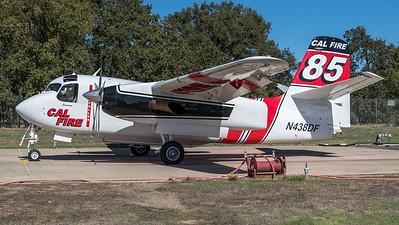 CAL Fire / Marsh Aviation S-2F3AT Turbo Tracker / N438DF