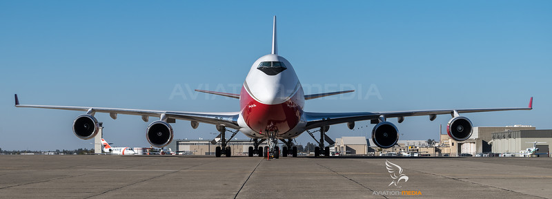 Global SuperTanker Services / Boeing B747-446(BCF) / N744ST