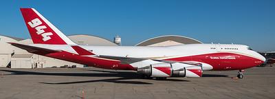 Global SuperTanker Services / Boeing B747-446(BCF) / N744ST