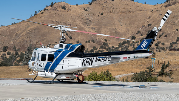 US Forest Service / Bell UH-1H / N408KC