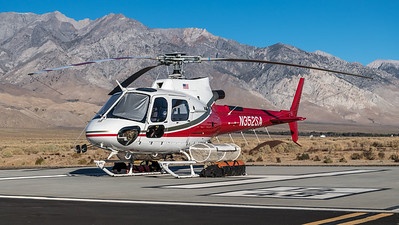 Sycan Corp / Eurocopter AS 350 B3 / N352SA