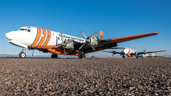 Erickson Aero Tanker / Douglas DC-7B / N838D