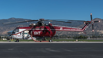 Helicopter Transport Services / Sikorsky CH-54B Skycrane / N716HT