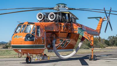 Erickson Inc / Sikorsky S-64E Skycrane / N6962R
