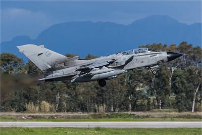 ItAF 6 Stormo / Panavia Tornado IDS / MM7004 6-55