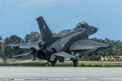 HAF 343 Mira / Lockheed Martin F-16C-52 Fighting Falcon / 509