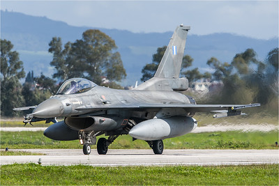 HAF 337 Mira / Lockheed Martin F-16C-52 Fighting Falcon / 531