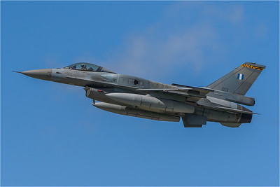 HAF 335 Mira / Lockheed Martin F-16C-52 Fighting Falcon / 013