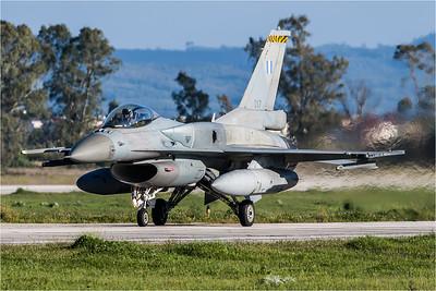 HAF 335 Mira / Lockheed Martin F-16C-52 Fighting Falcon / 017