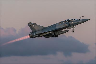HAF 331 Mira / Dassault Mirage 2000-5 B Mk.2 / 505