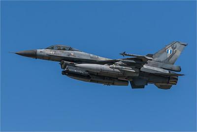 HAF 347 Mira / Lockheed Martin F-16C-50 Fighting Falcon / 061