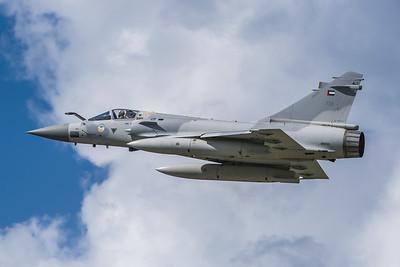 UAE Air Force / Dassault Mirage 2000-9 / 738