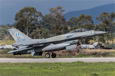 HAF 336 Mira / Lockheed Martin F-16C-52 Fighting Falcon / 012