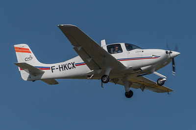 Cassidian Aviation Training Services / Cirrus SR-20 / F-HKCX
