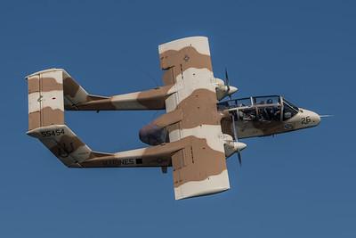 Private / North American OV-10B Bronco / F-AZKM UU-25 155454