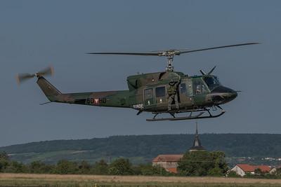 Austrian Air Force / Agusta-Bell AB212AM / 5D HD