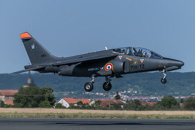 French Air Force / Dassault Breguet Alpha Jet E / E83 705-TZ