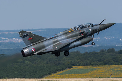 French Air Force EC2-3 / Dassault Mirage 2000D / 667 3-JZ