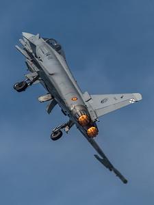 Spanish Air Force Ala 14 / Eurofighter Typhoon / C.16-47 14-11