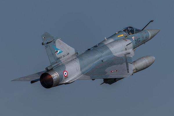 French Air Force EC 5-330 / Dassault Mirage 2000-5F / 78 2-EC