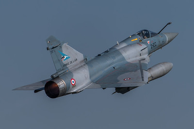 French Air Force EC 5-330 / Dassault Mirage 2000-5F / 78 2-EC