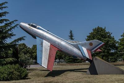 FAF PDF / Dassault Mystere IV A / 185 / Patrouille de France