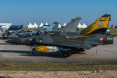 French Air Force Couteau Delta / Dassault Mirage 2000D / 613 3-MO / 75th Anniversary Livery