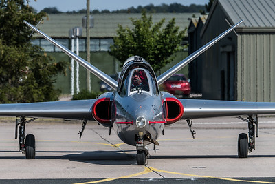 Private / Fouga CM-170 Magister / F-AZPZ 413 315-JB