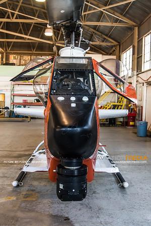 US Forest Service / Bell AH-1G Cobra / N107Z