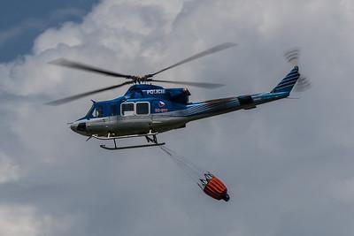 Czech Police / Bell 412HP / OK-BYP