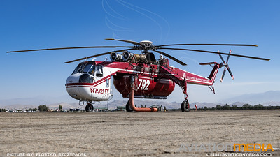 Helicopter Transport Services / Sikorsky CH-54A Skycrane / N792HT