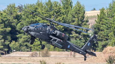 Hellenic Army Aviation Pegasus Demo Team / Boeing AH-64A Apache / ES1008 / Pegasus Demo Team Livery
