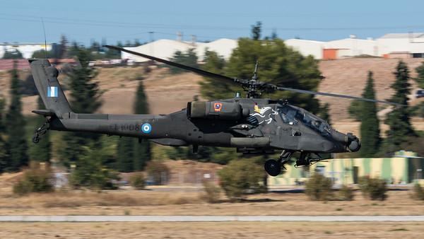 Hellenic Army Aviation Pegasus Demo Team / Boeing AH-64A Apache / ES1008 / Pegasus Demo Team Livery