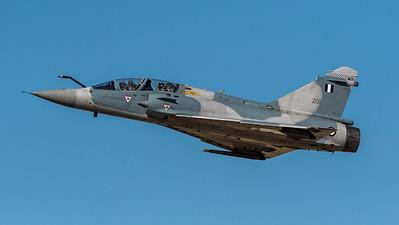 HAF 332 Mira / Dassault Mirage 2000 BGM / 202