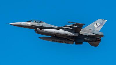 HAF 330 Mira / Lockheed Martin F-16C-30 Fighting Falcon / 140
