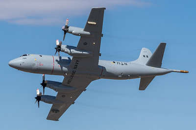 Hellenic Navy / Lockeed P-3B Orion / 744 (152744)