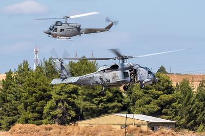 Hellenic Navy / Sikorsky S-70B Seahawk & Agusta Bell AB-212 ASW / PN61 & PN25