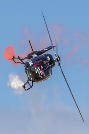 Private / Eurocopter EC-120B Colibri / G-WZRD / Wostok Livery