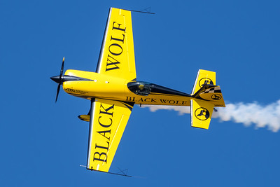 Private / Extra 300SC / F-HMKF / Black Wolf Livery